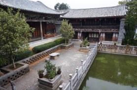 Cour de la maison Zhang