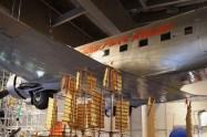 Un collector Cathay Pacifique au musée des sciences