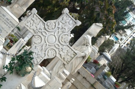 Cimetière de Saint-Michel Archange