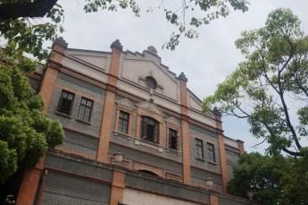 Une façade