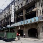 Une virée au Shanghai Film Park