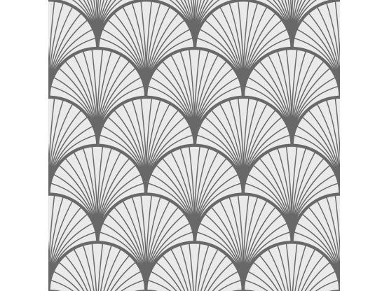 tapis vinyle sur mesure seigaiha