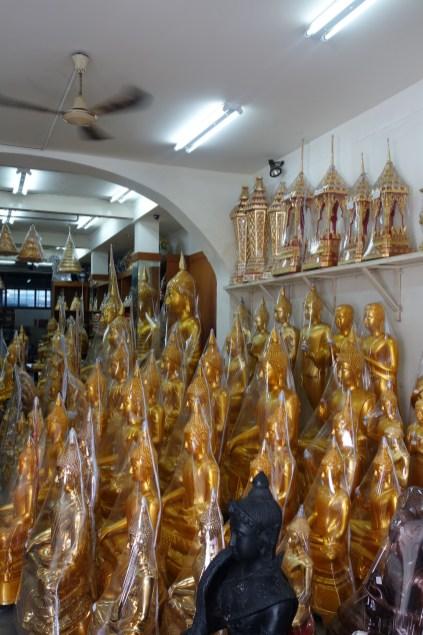 Fabrique de Bouddhas