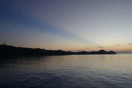Levé de soleil sur Koh Tao