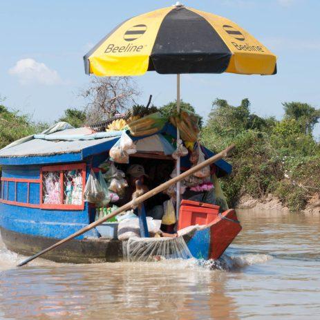 Floating supermarket?