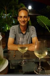 ...with wine & Stéphane! ^_^