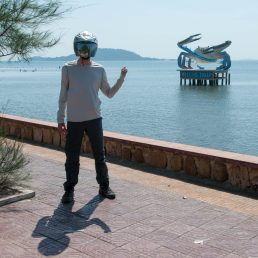 Daft Punk on holiday in Kep!