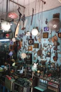 Antiques shop!