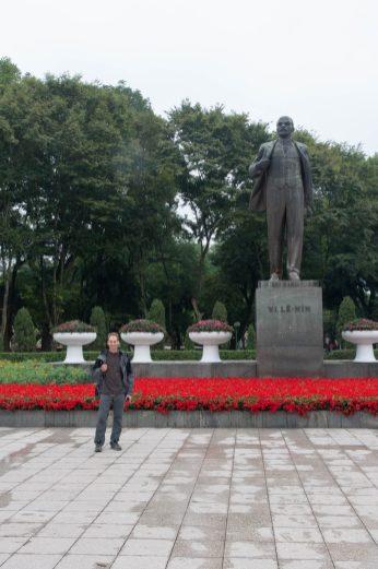 Lénine et moi