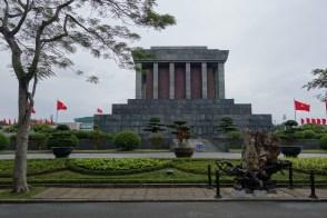 Mausolé d'Ho Chi Minh