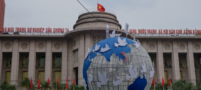 2 jours de glande à Hanoï – 2 lazy days in Hanoi