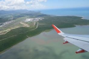 Au revoir Cairns ! Bye bye Cairns