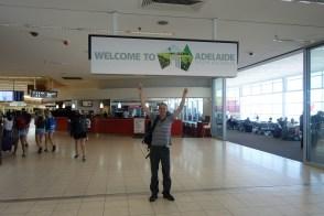 Hello Adelaide!