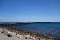 Rapid bay jetty - Ponton de Rapid Bay