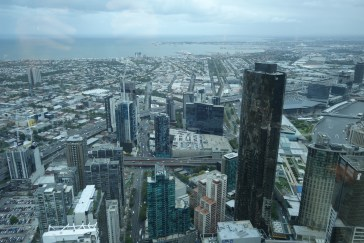 Skydeck viewing