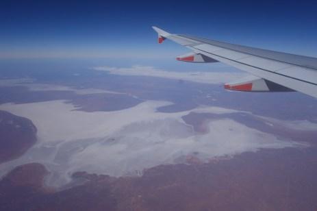 Lac à sec - Dried lake