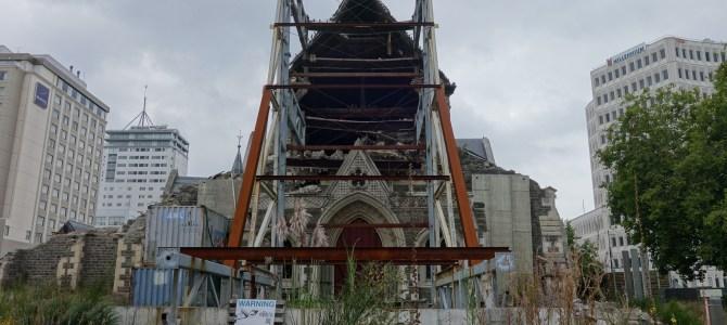 Christchurch, ville phénix – Christchurch, phoenix city