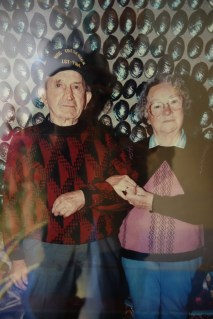 Fred and Myrtle Flutey