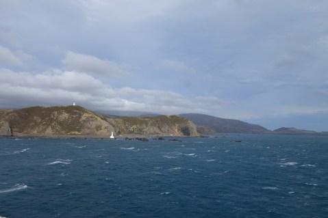 Détroit de Cook - Cook's Strait
