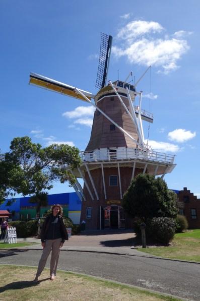 Foxton windmill