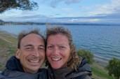 Lac Taupo - Lake Taupo