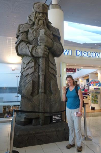Aéroport d'Auckland - Auckland airport
