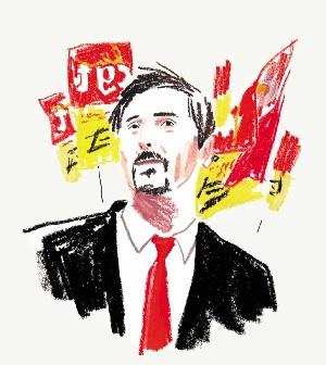 Pour redonner l'espoir à gauche — Laurent BRUN