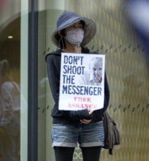 La campagne sans précédent et illégale pour éliminer Julian Assange (The Intercept) -- Charles GLASS
