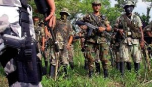 Chronologie des actions militaires contre le Venezuela — Romain MIGUS