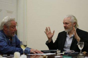 Entretien de Julian Assange au journal Der Spiegel 2015