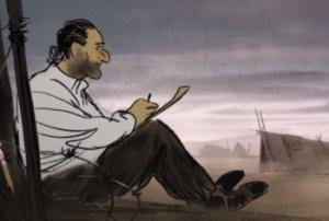 Josep : hommage à un Républicain espagnol ? ou à un dessinateur Charlie ? -- Rosa LLORENS