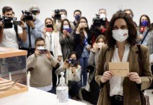 Elections madrilènes : le tableau de chasse de Diaz Ayuso — Íňigo SAENZ de UGARTE