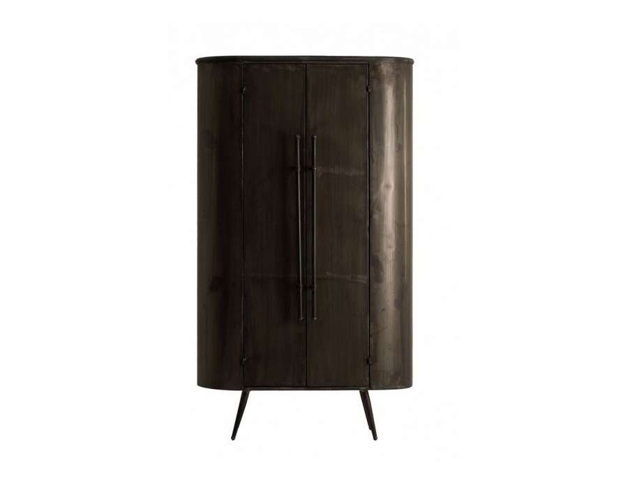 armoire metallique industrielle last deco