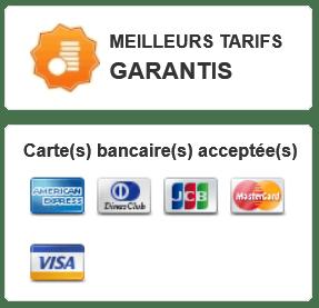 tarifs garantis