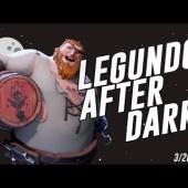 Pat Gets Salty — Legundo After Dark 3/28/18