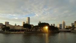 Naplemente Szingapúr