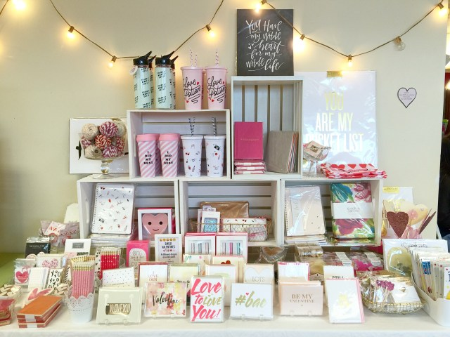Various goods available for sale at Paper Crush.