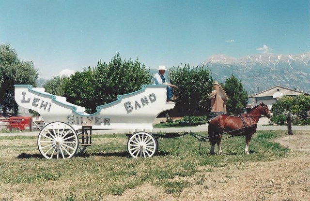 Band Wagon's official maiden voyage, June 24th 1997.