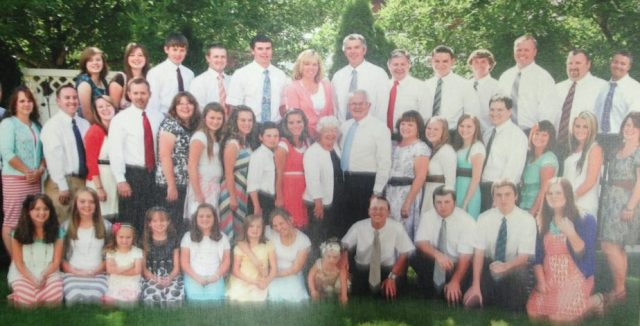The Sampson family.