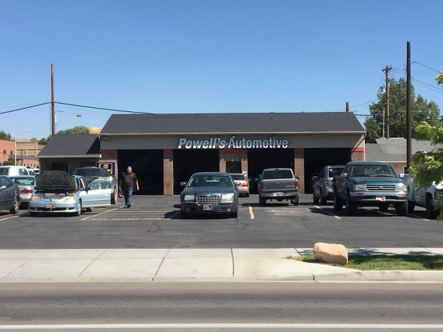 Powell's Automotive, serving Lehi for over four generations.