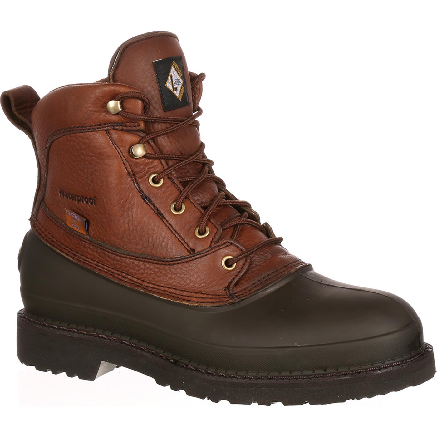 Keen Brown Boots
