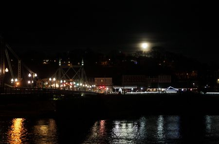 Supermoon in March 2020