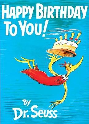 Happy Birthday To You Von Dr Seuss Isbn 978 0 394 80076 9 Buch Online Kaufen Lehmanns De