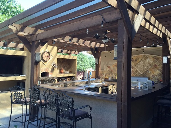 Outdoor Kitchen Services in Phoenix, Maryland