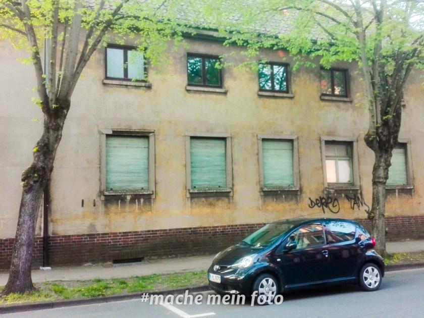 Altes Haus (Mache mein Foto)