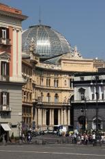 dome of galleria umberto i