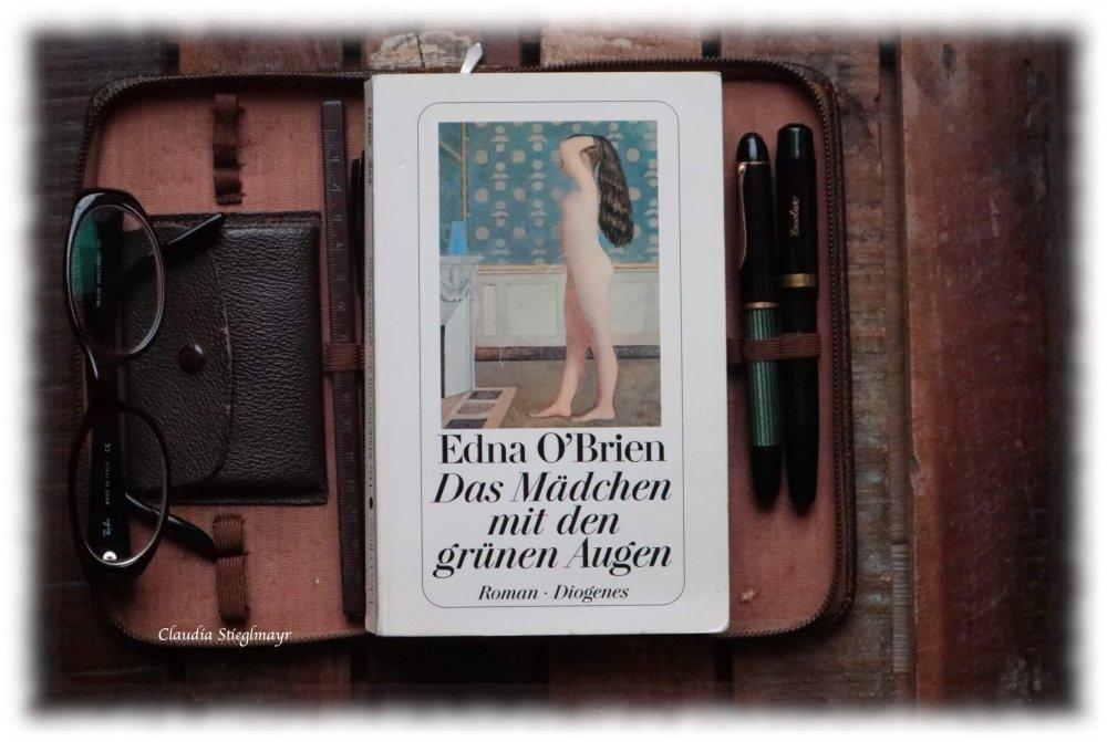 Das Mädchen mit den grünen Augen von Edna O'Brian