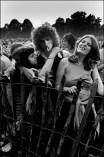 London, Pop festival, Hyde Park, 1975
