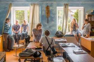 Emile Ducke: die Waldorfschule Soglasie in Selenograd, Moskau