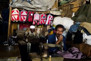 Eritrea 2016. Central market in Asmara.